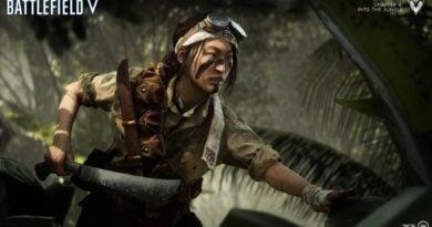 Battlefield V Capítulo 6: Na Selva