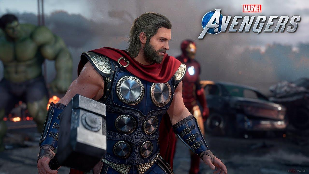 Jogos: Marvel's Avengers confirmado para PS5 e Xbox Series X