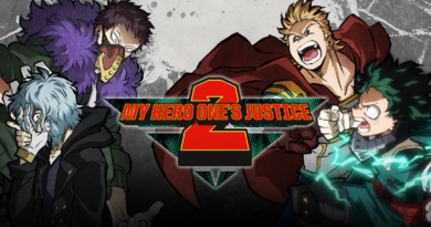 My Hero: One's Justice 2