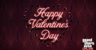 GTA Online - Valentine's Day