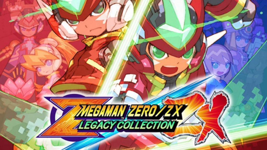 Jogos: Mega Man Zero/ZX Legacy Collection   Review