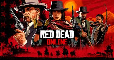 Red Dead Online - Logo