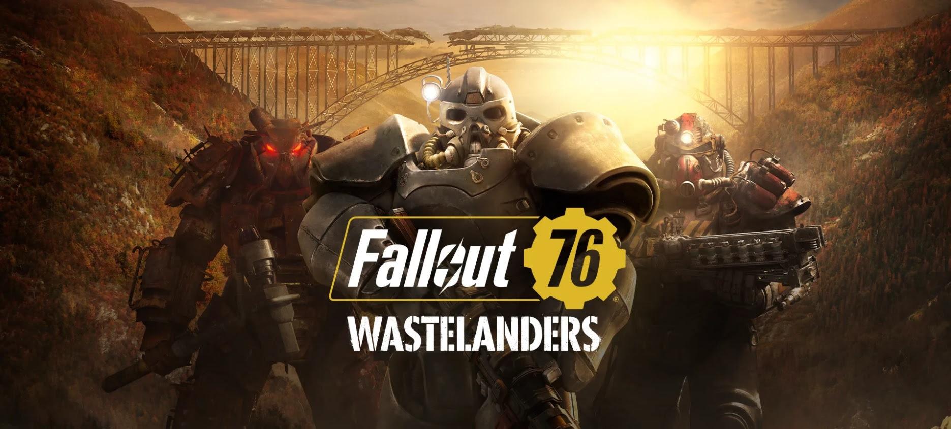 Jogos: Atualização Wastelanders já está disponível para Fallout 76