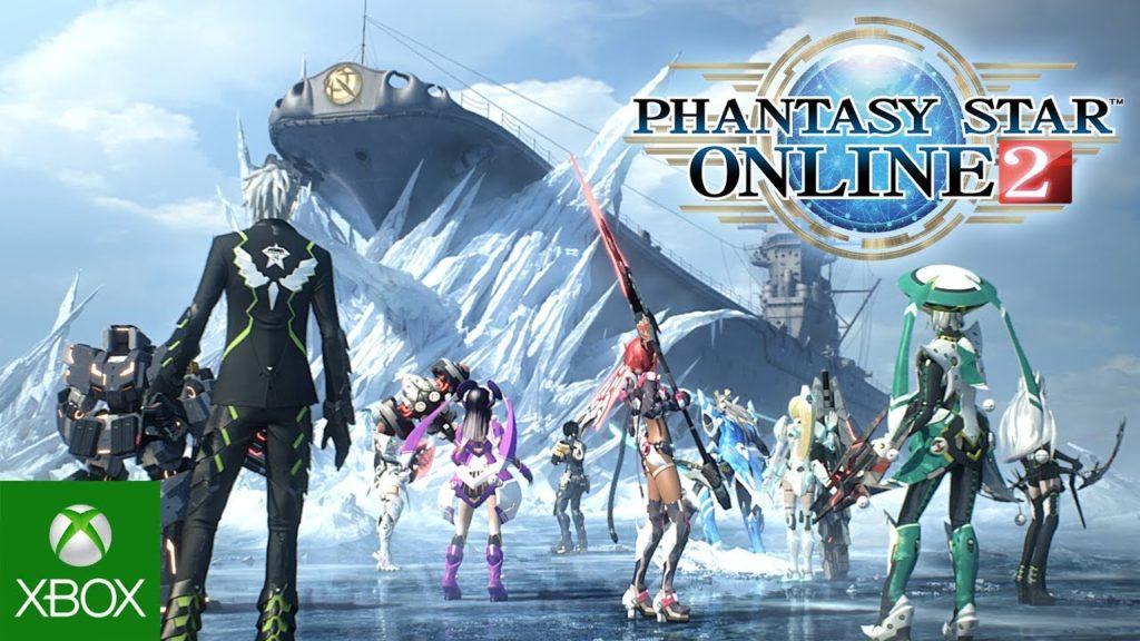 Phantasy Star Online 2 - 4 jogos gratuitos para se jogar durante a quarentena