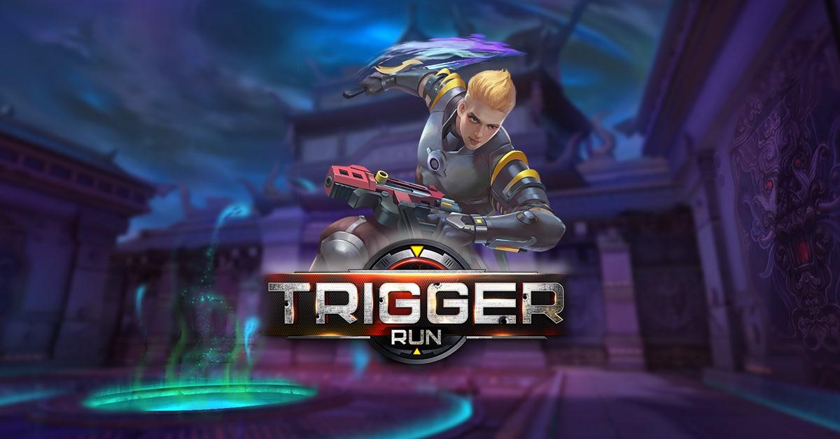 Jogos: Shooter brasileiro Trigger Run é lançado no país