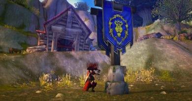 World of Warcraft Classic: Bacia Arathi