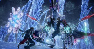 Code Vein DLC 2 - Imperatriz Congelada