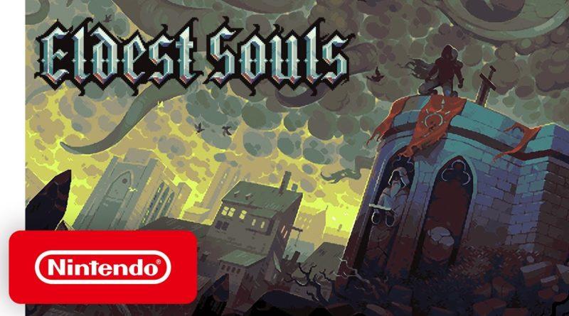 Eldest Souls - Nintendo Switch