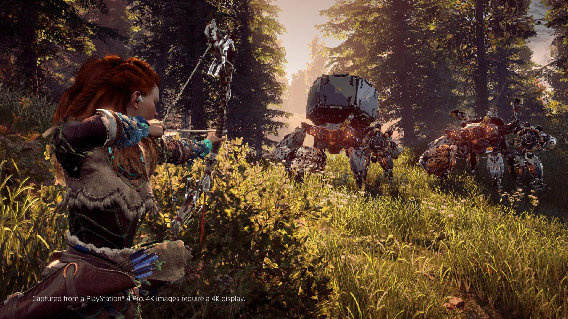 Jogos: Horizon Zero Dawn chegará no meio do ano para PC