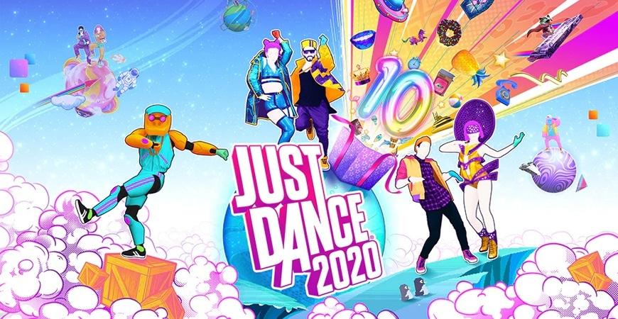 lives de Just Dance 2020