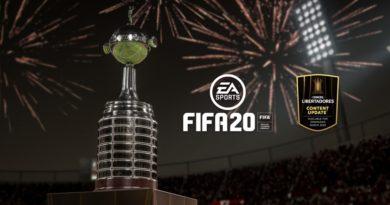 EA Sports FIFA 20 DLC Libertadores