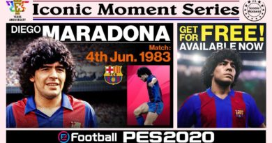 """eFootball PES 2020 - """"Iconic Moment Series"""""""