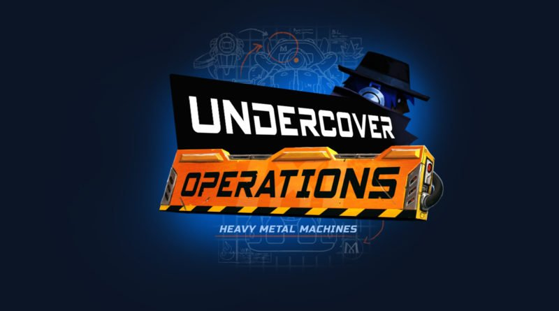Heavy Metal Machines - Undercover Operations