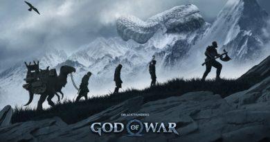 Dois anos God of War