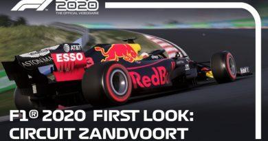 CIRCUITO ZANDVOORT - F1 2020