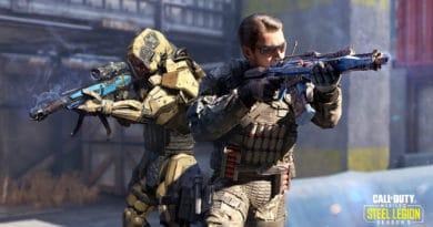 Call of Duty: Mobile - Steel Legion