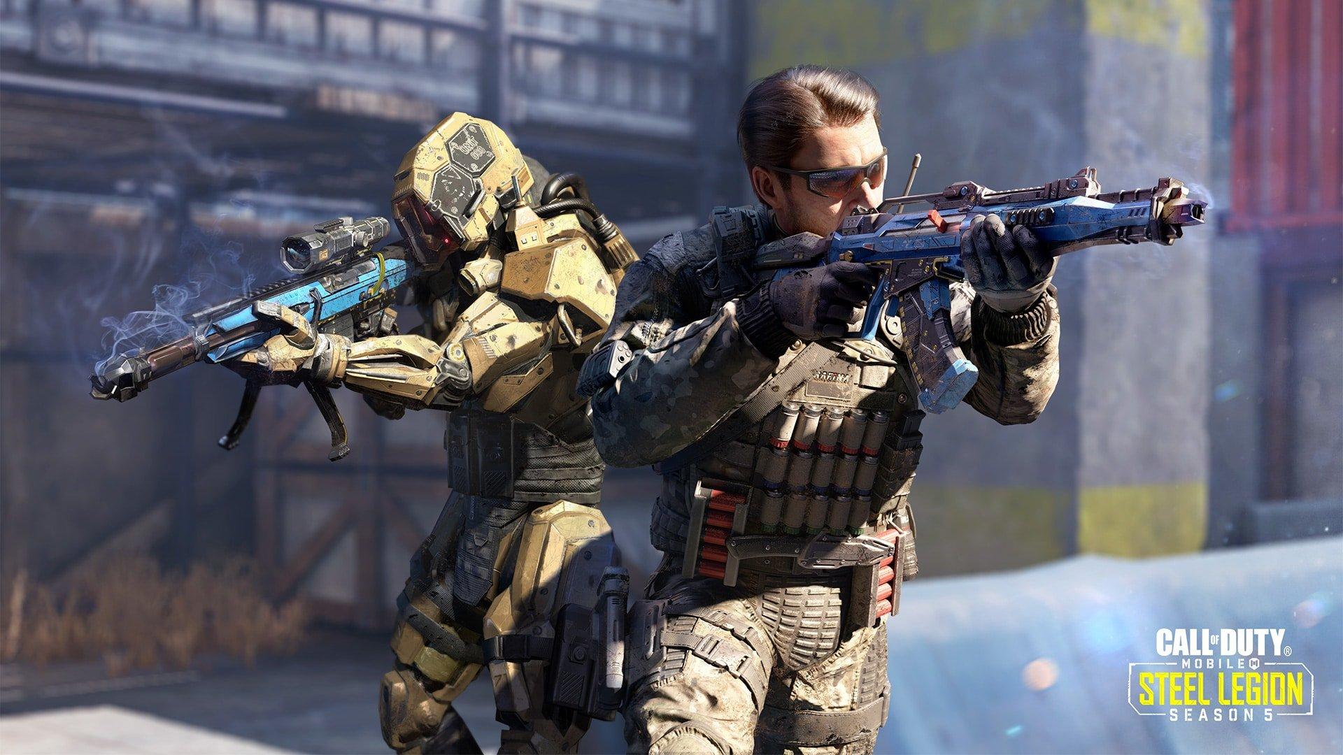 Jogos: Call of Duty: Mobile recebe sua 5ª temporada