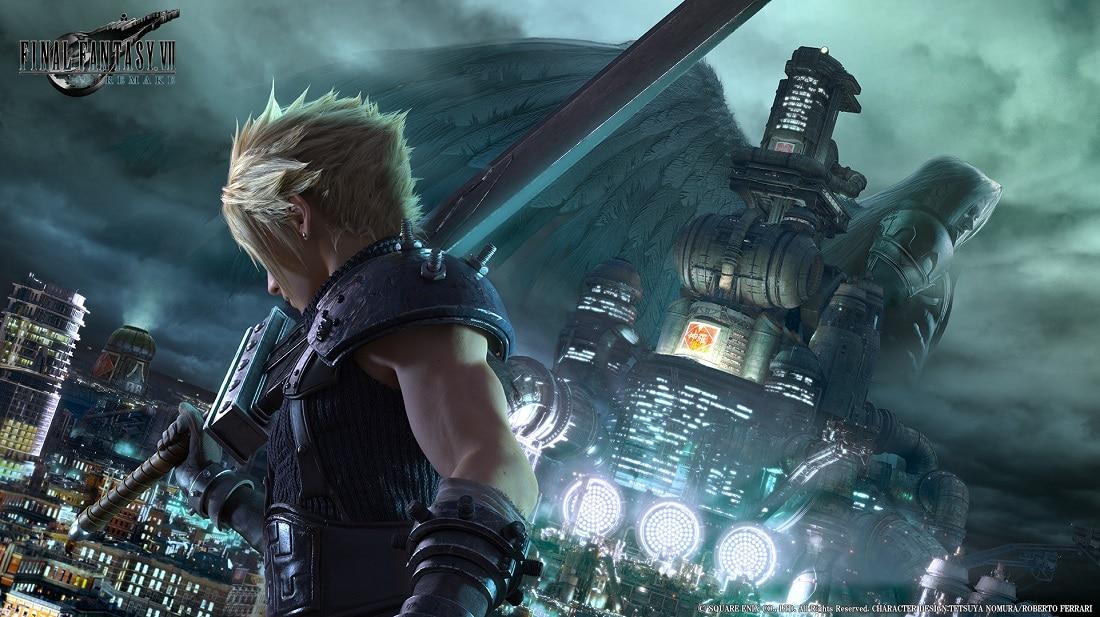 Jogos: Final Fantasy VII Remake ganhará versão para PS5 e episódio extra