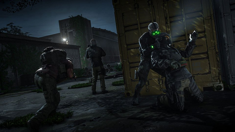 Ghost Recon Breakpoint Deep State