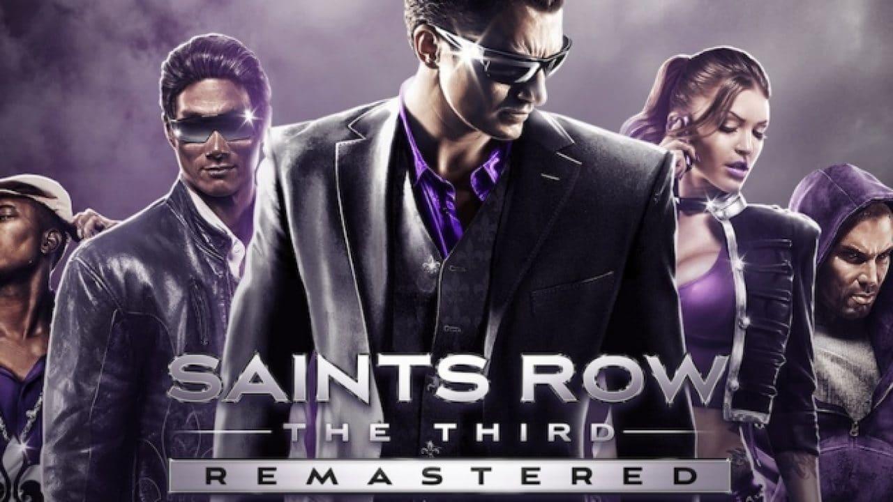 Jogos: Saints Row: The Third Remastered será lançado em maio
