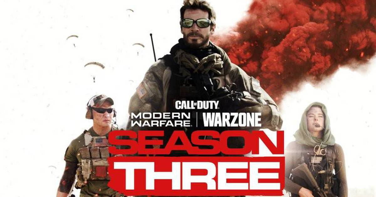 Jogos: Call of Duty: Modern Warfare inicia a Temporada 3