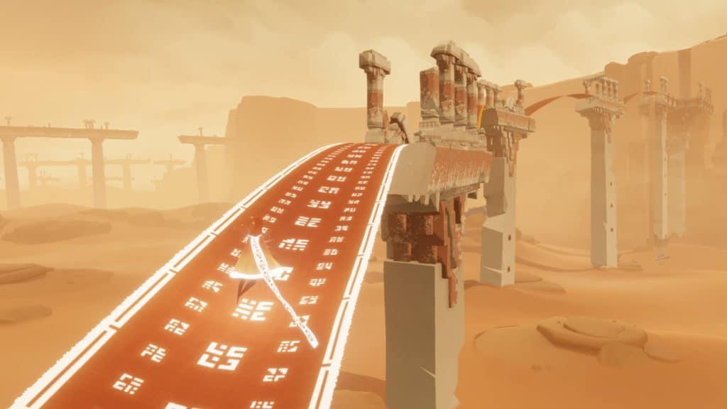 Journey - 6 jogos multiplayer para se divertir a distância