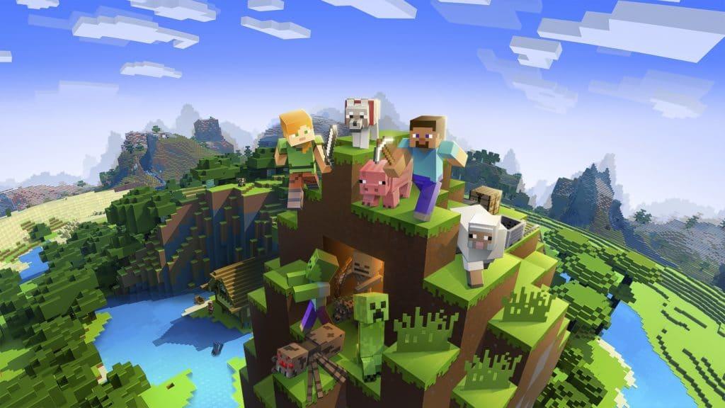 Minecraft - 6 jogos multiplayer para se divertir a distância