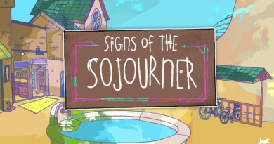 signs of soujourner