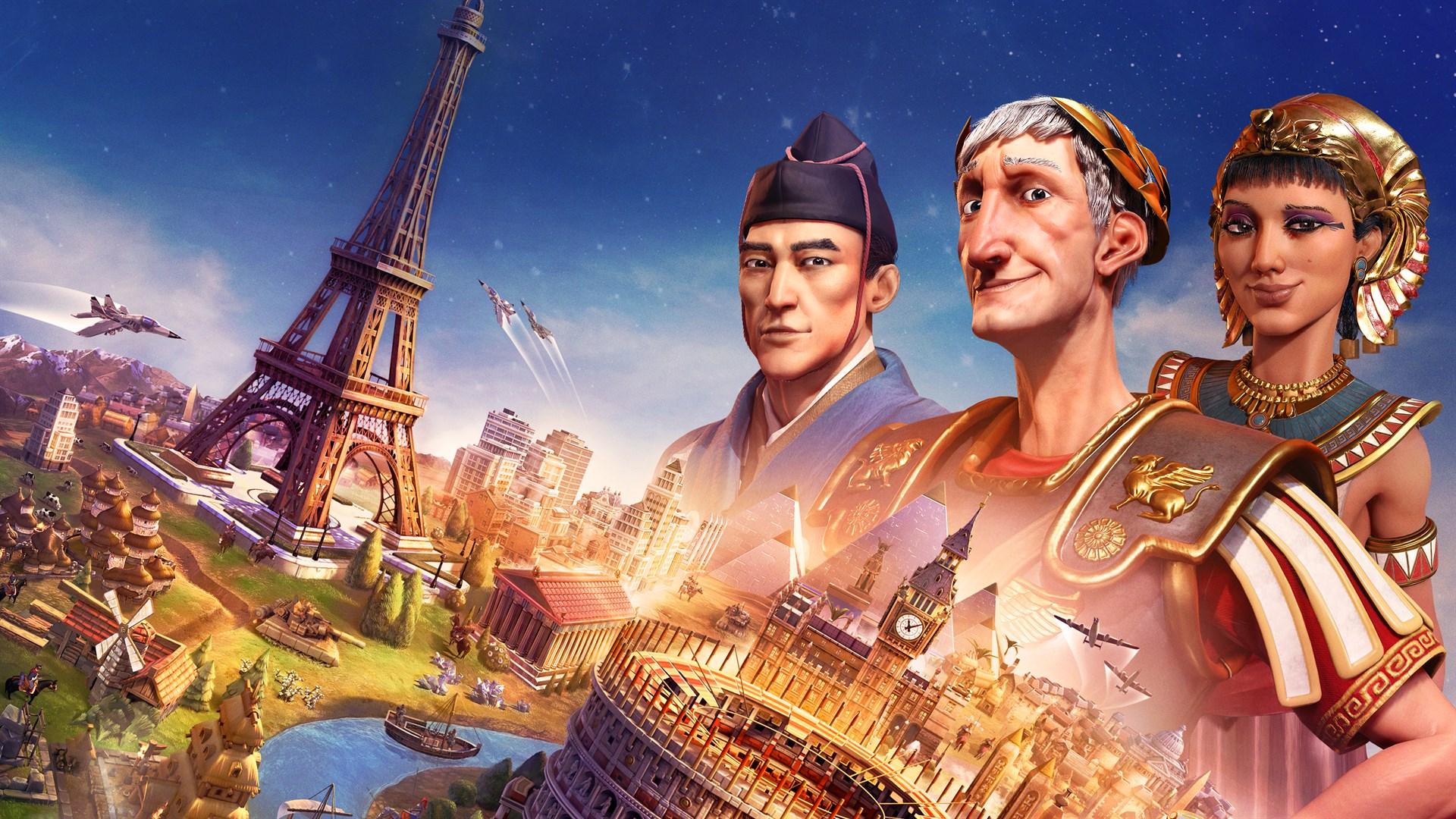 Jogos: Civilization VI fica gratuito na Epic Games Store