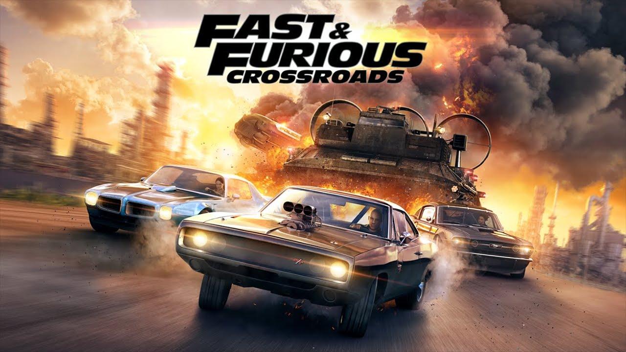 Jogos: Fast & Furious Crossroads ganha trailer de gameplay e data
