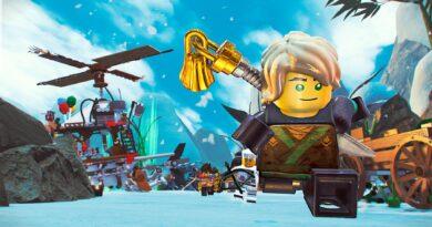 LEGO® NINJAGO® O Filme: Video Game