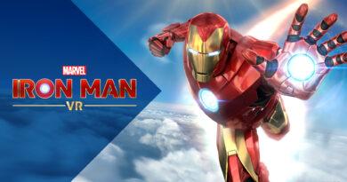 Marvel's Iron Man VR chega em julho para PS4