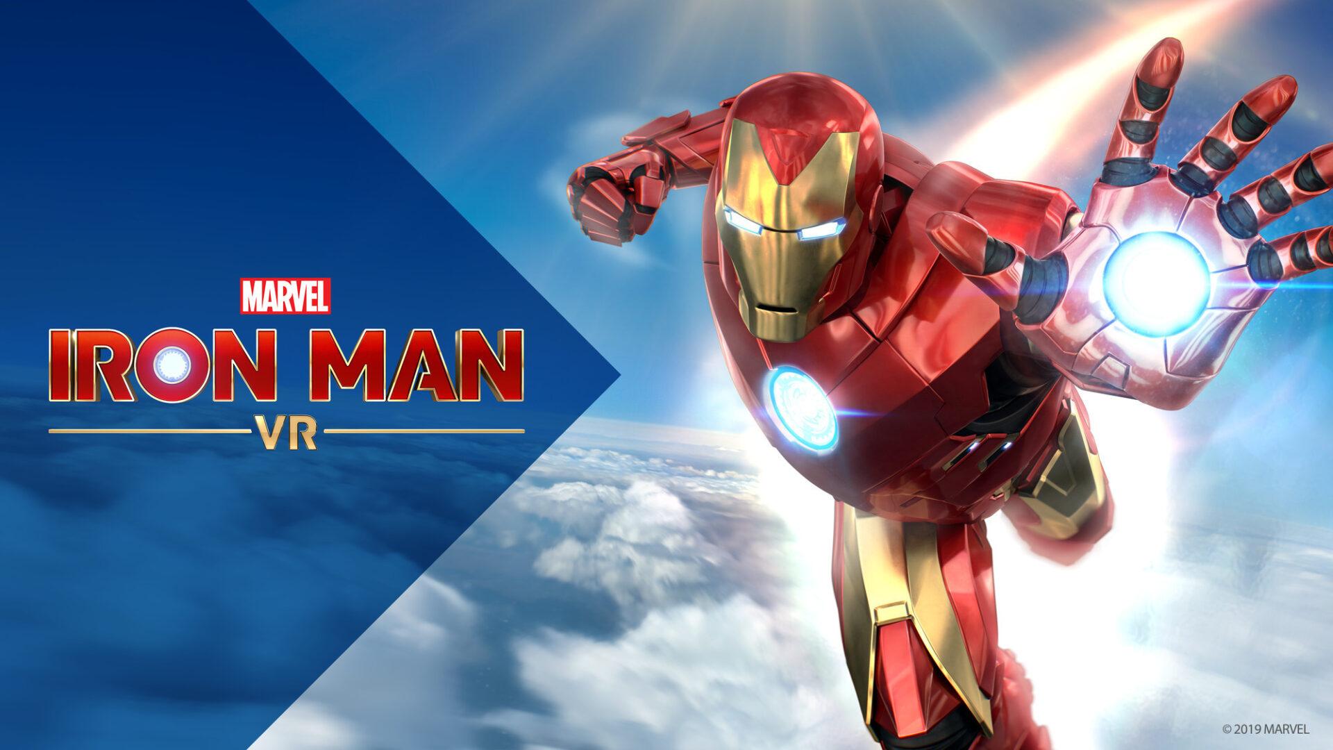 Jogos: Veja mais detalhes da gameplay de Marvel's Iron Man VR