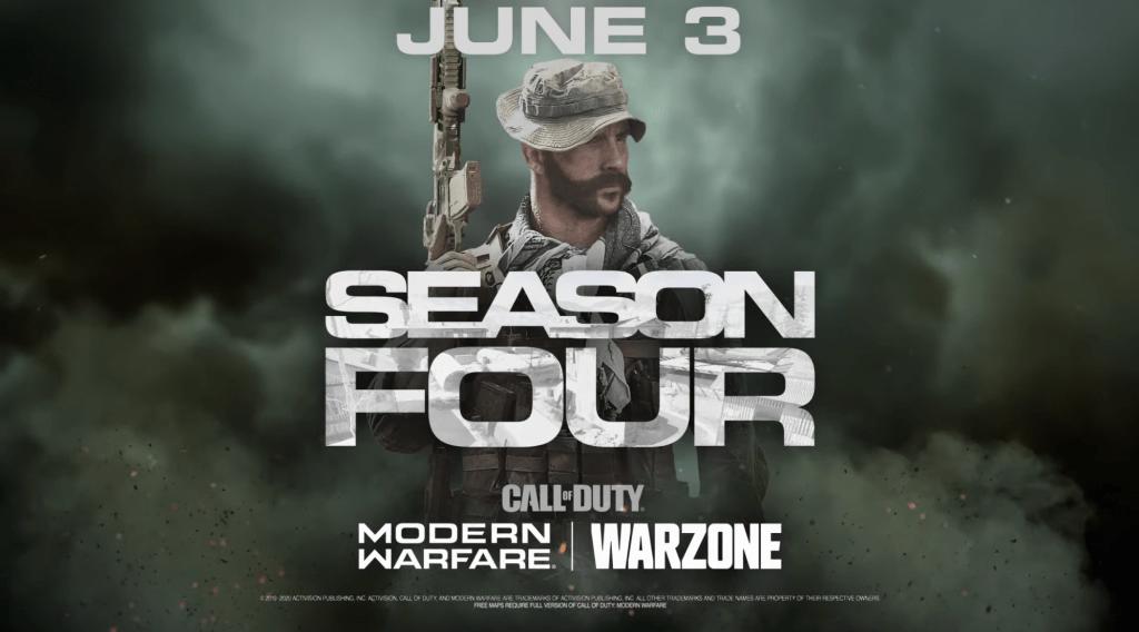 Jogos: Call of Duty: Warzone receberá Temporada 4 em junho
