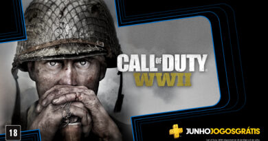 PS Plus - Call of Duty: WWII