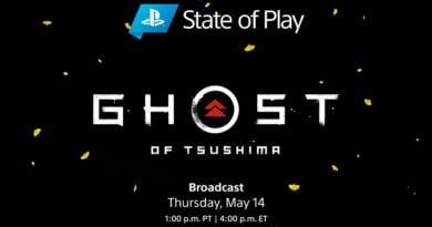 Ghost of Tsushima - State of Play