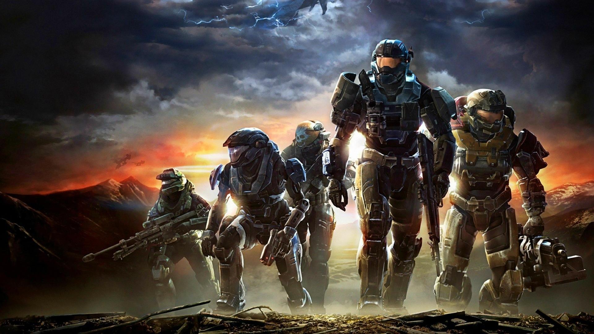 Jogos: Halo: Reach   Review