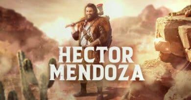 Desperados III - Hector Mendonza