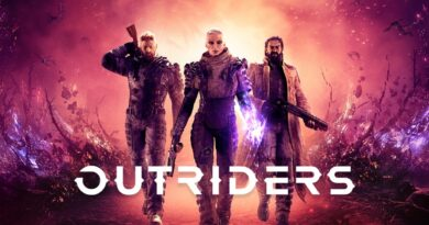 outriders outriders