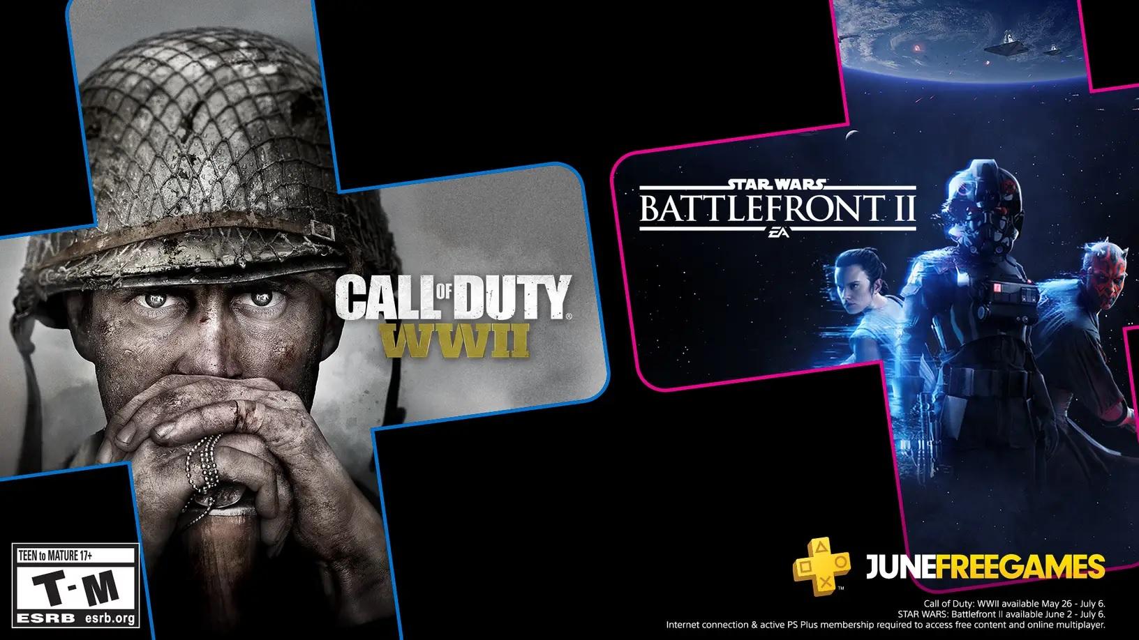 Jogos: Star Wars Battlefront II será o outro jogo da PS Plus de junho