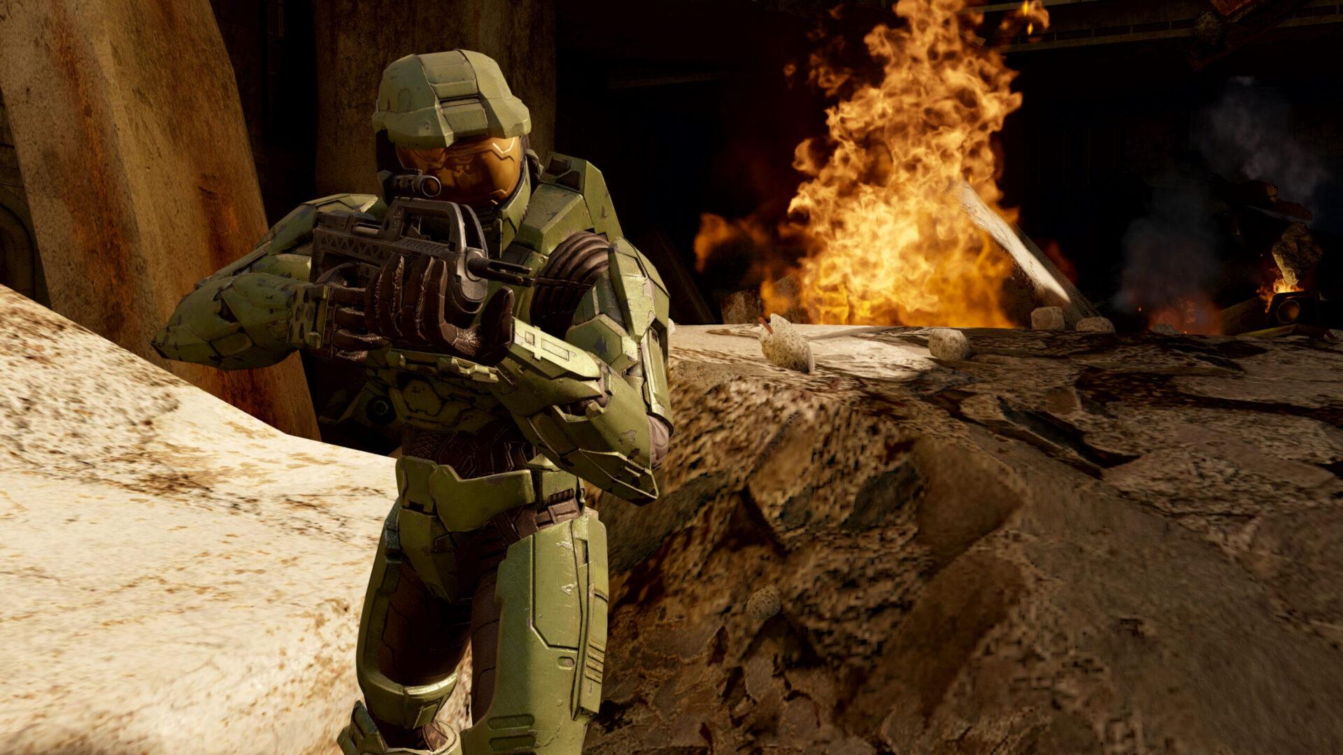 Jogos: Halo 2: Anniversary é lançado para PC