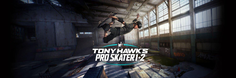 Jogos: Tony Hawk's Pro Skater 1+2 lança playlist oficial