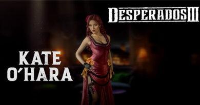Desperados III - Kate O'Hara