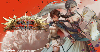 BANNER OF THE MAID'S ORIENTAL PIRATE DLC