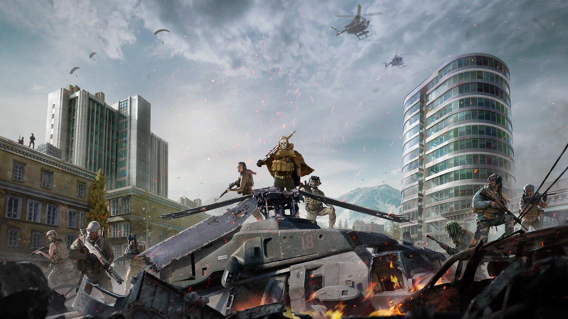 Jogos: Por que Call of Duty: Modern Warfare e Warzone são tão grandes?
