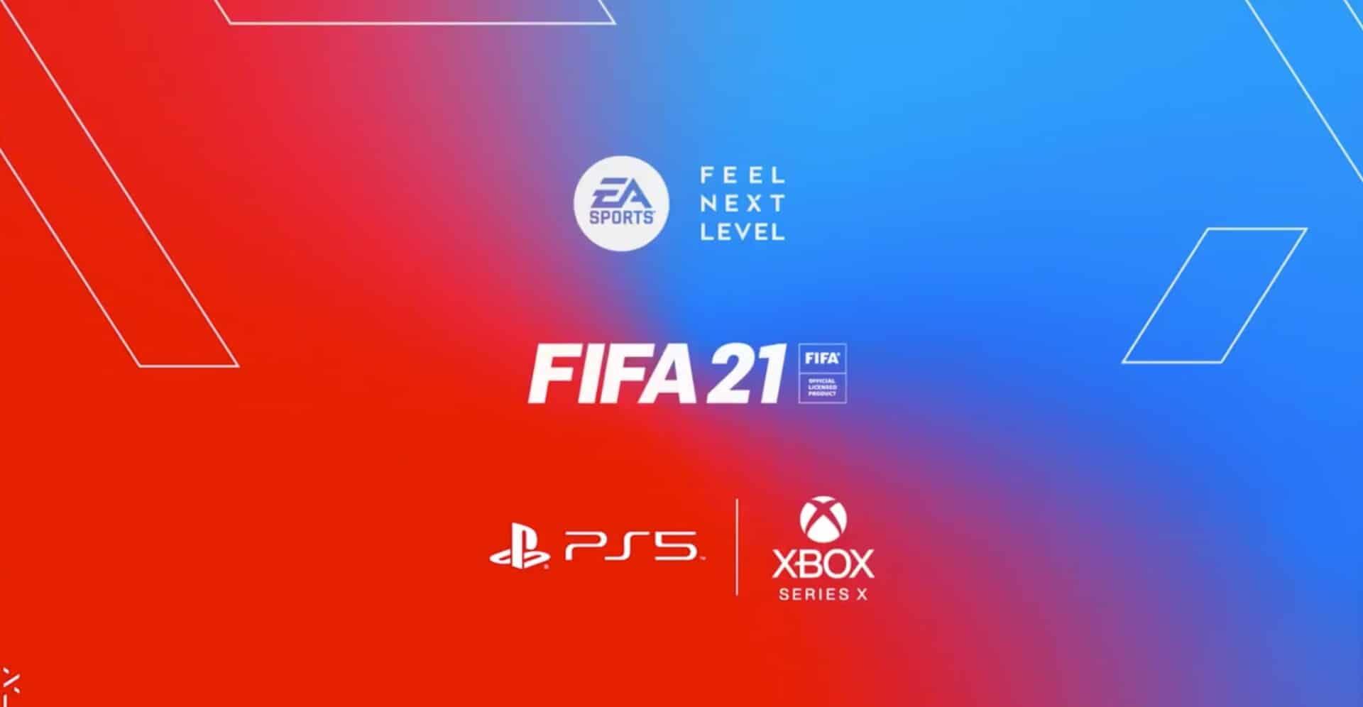 Jogos: FIFA 21 é anunciado para PlayStation 5 e Xbox Series X