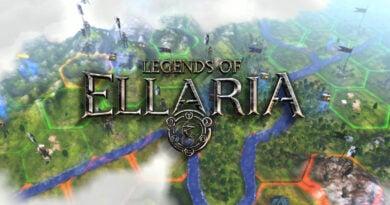 Legends of Ellaria