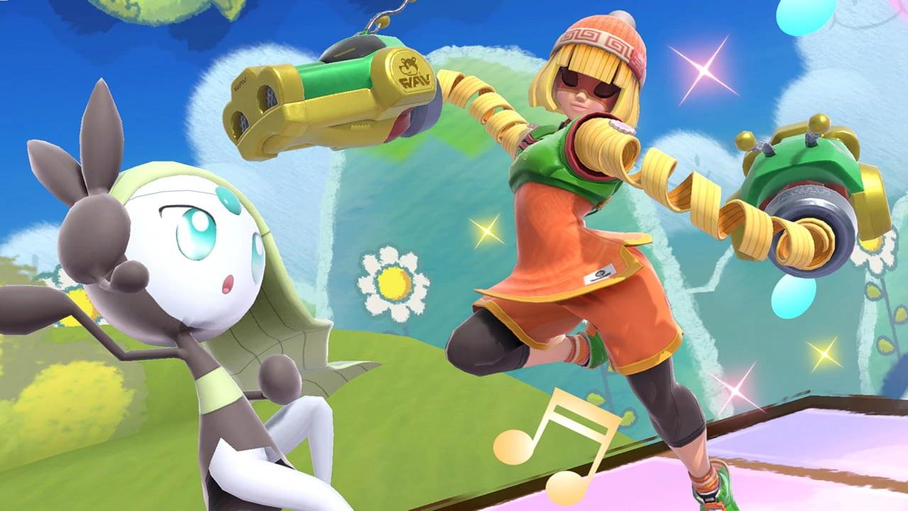 Jogos: Super Smash Bros. Ultimate ganhará nova personagem DLC