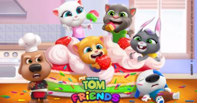 Meu Talking Tom Amigos