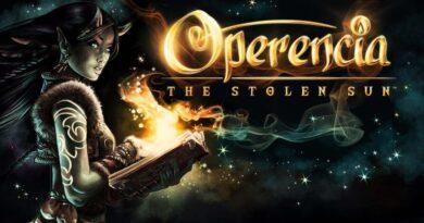Operencia The Stolen Sun 1 operencia